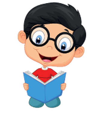 Happy Schoolchildren Cartoon Collection Set   Clipart