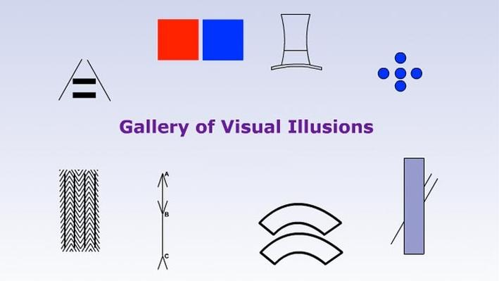 Gallery of Visual Illusions