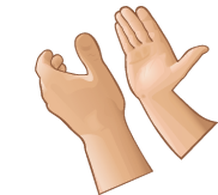 Hands - 11 | Clipart