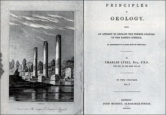 Charles Lyell: Principles of Geology