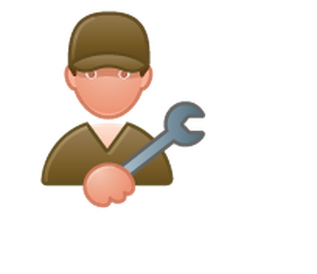 Professions - Color - Mechanic | Clipart