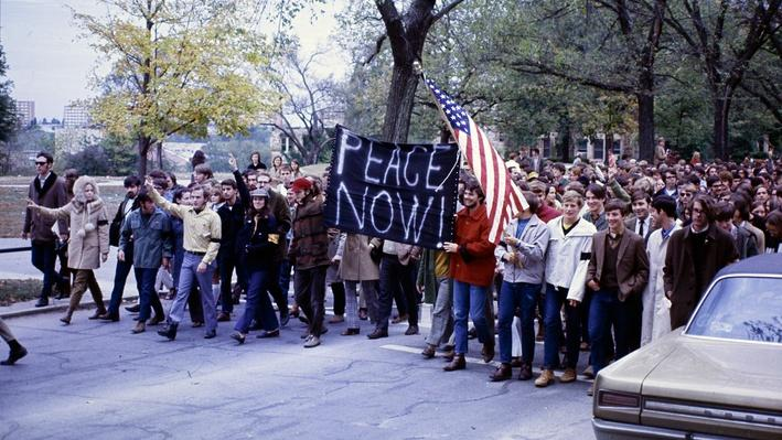 The Fight for Peace: LZ Kansas City | Vietnam on the Homefront
