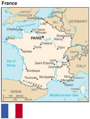 France and America: Bilateral Relations Factsheet