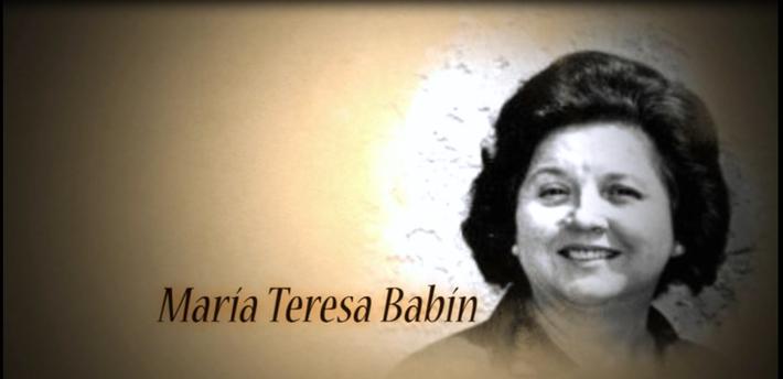 Maria Teresa Babin