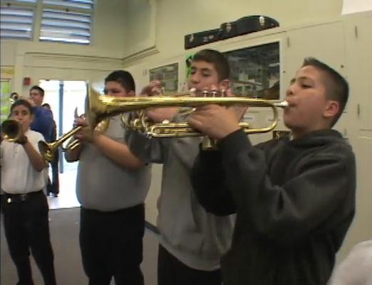 Mariachi Youth Program: Music