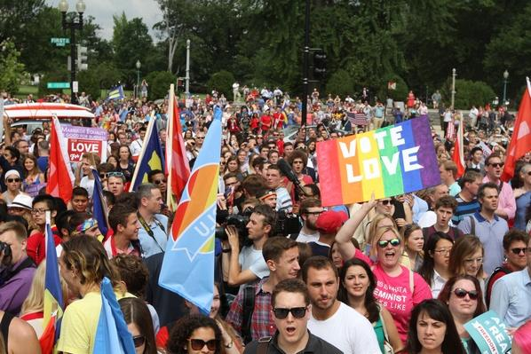 Breaking Down the Supreme Court Equal Marriage Decision for Students
