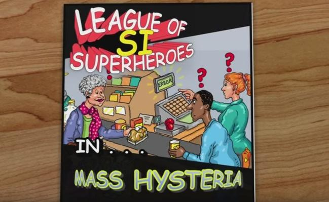 Mass Hysteria | SI Superheroes