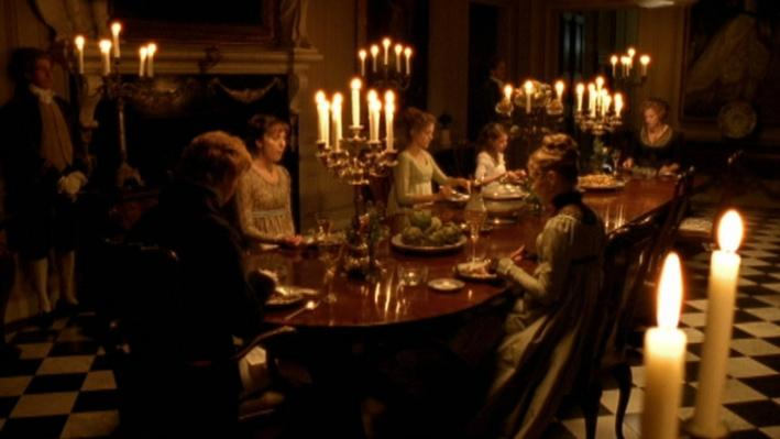 Sense and Sensibility 1: Dinner at Norland Park