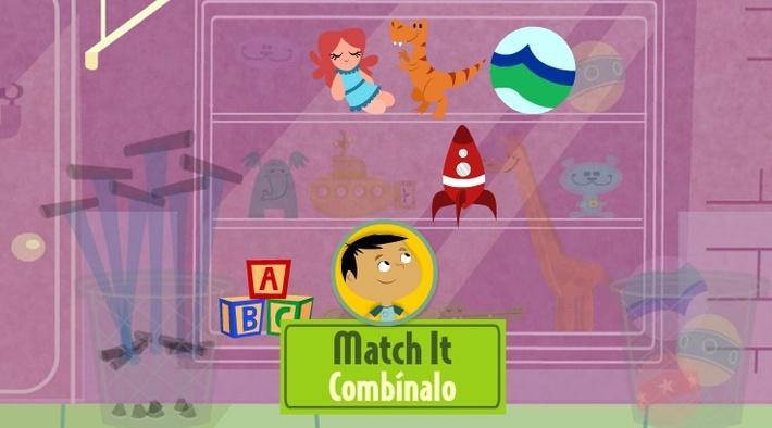 Noah Hop Match It Toys
