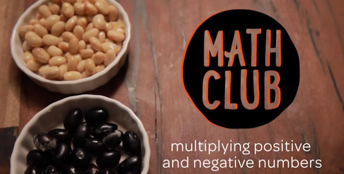 Multiplying Positive and Negative Numbers | PBS MathClub