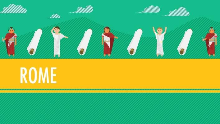 The Roman Empire. Or Republic. Or... Which Was It? | Crash Course World History
