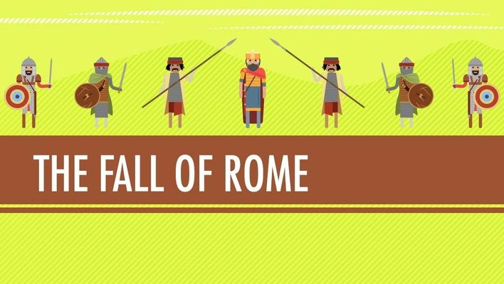 Fall of The Roman Empire... in the 15th Century | Crash Course World History
