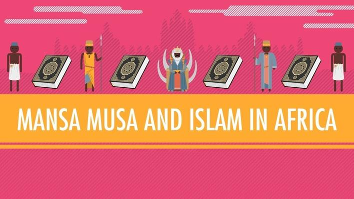Mansa Musa and Islam in Africa | Crash Course World History #16