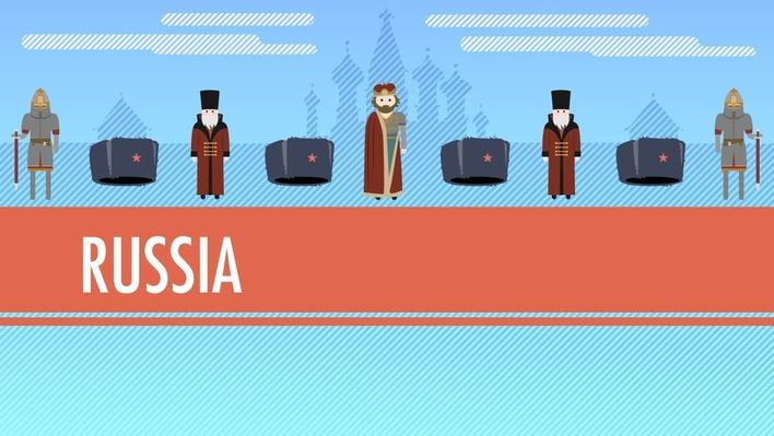 Russia, the Kievan Rus, and the Mongols | Crash Course World History