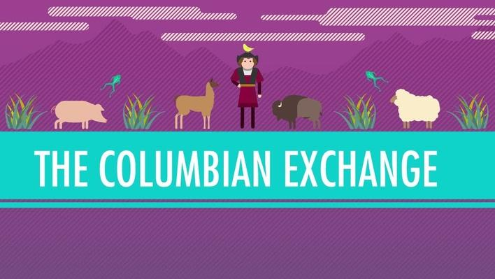 The Columbian Exchange | Crash Course World History