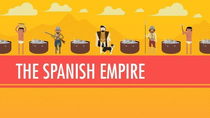 The Spanish Empire, Silver, and Runaway Inflation | Crash Course World History