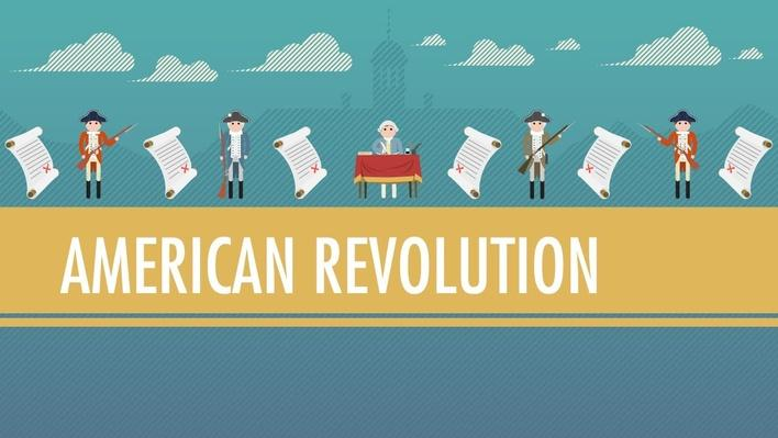 Tea, Taxes, and The American Revolution | Crash Course World History