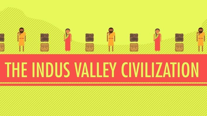 The Indus Valley Civilization | Crash Course World History