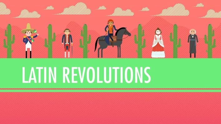 Latin American Revolutions | Crash Course World History