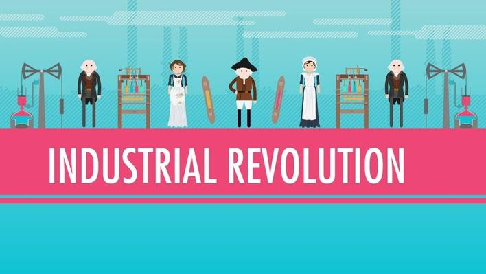 Coal, Steam, and The Industrial Revolution | Crash Course World History
