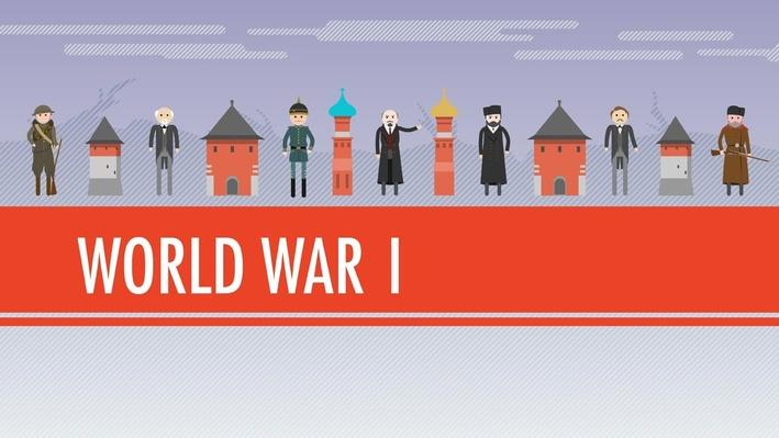 Archdukes, Cynicism, and World War I | Crash Course World History