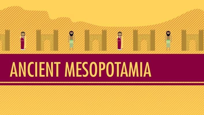 Mesopotamia | Crash Course World History
