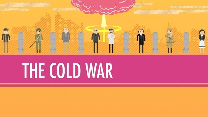 USA vs USSR Fight! The Cold War | Crash Course World History