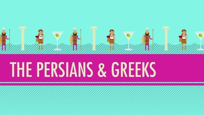 The Persians and Greeks | Crash Course World History