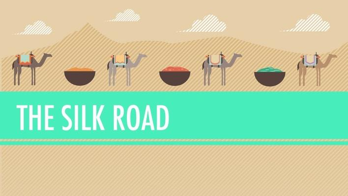 The Silk Road and Ancient Trade | Crash Course World History