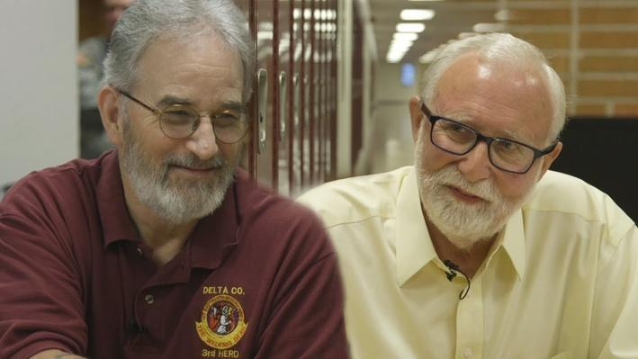 Flatland Special Projects Reporter Mike McGraw sits down with Vietnam veteran John Musgrave