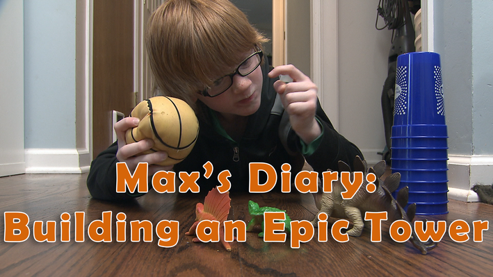 Use Your Imagination: Max Builds an Epic Tower