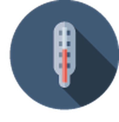 Medicine and Healthcare - Thermometer | Clipart