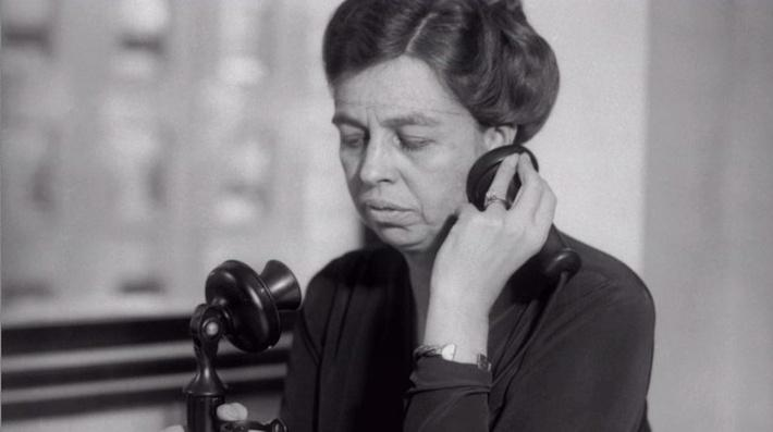 Eleanor Roosevelt's First Step into Politics
