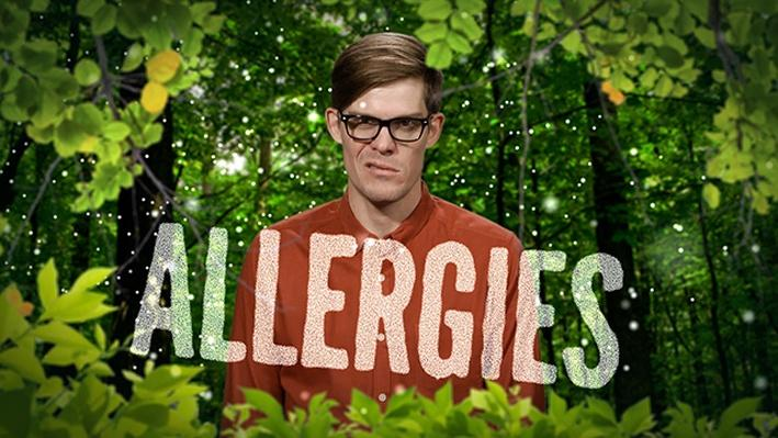 %$?# Allergies! | It's Okay to Be Smart