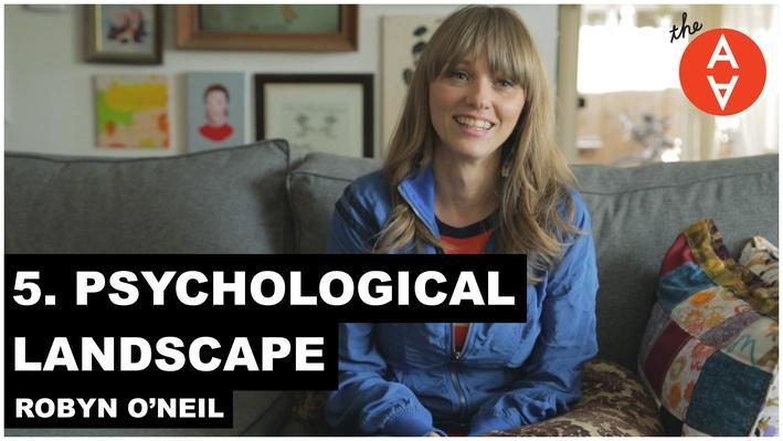 Psychological Landscape | The Art Assignment