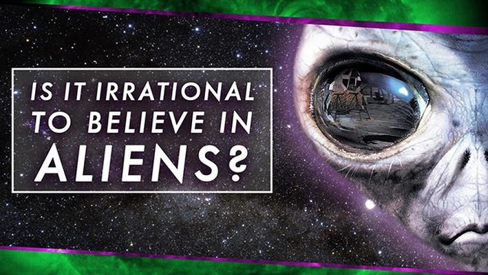 Is It Irrational to Believe in Aliens? | PBS Space Time