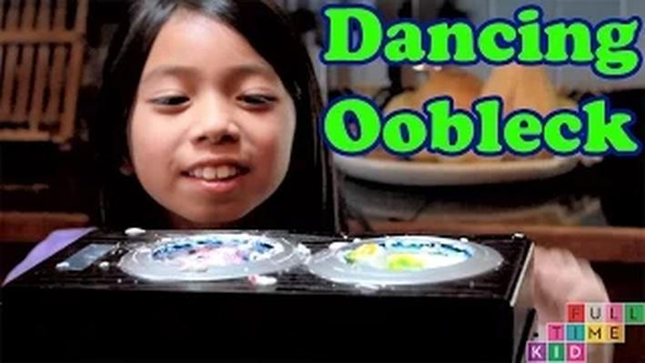How to Make Oobleck  | Full-Time Kid
