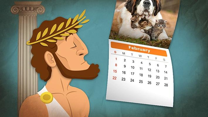 Why Does February Only Have 28 Days? | It's Okay to Be Smart