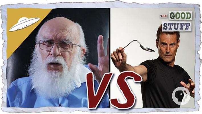 James Randi Vs. The Supernatural | The Good Stuff