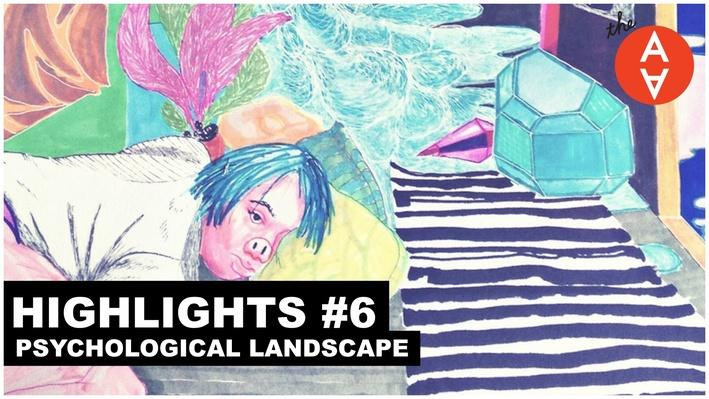 Psychological Landscape: Highlights 6 | The Art Assignment
