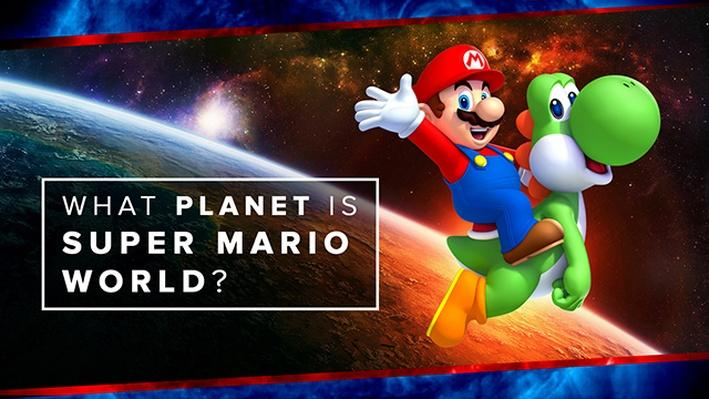 What Planet Is Super Mario World? | PBS Space Time