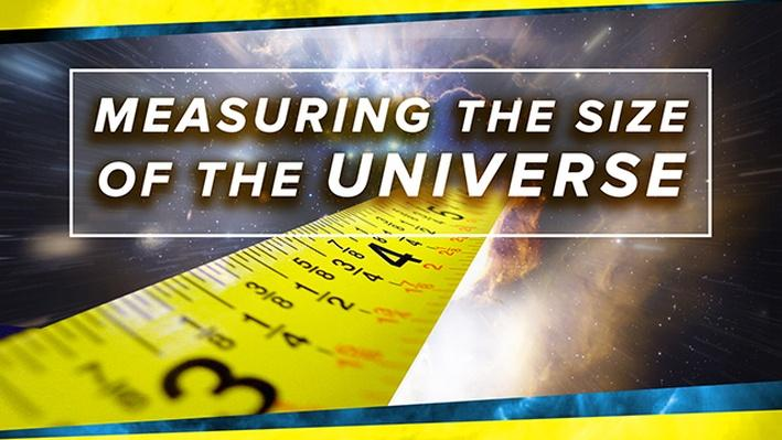 How Do You Measure the Size of the Universe? | PBS Space Time