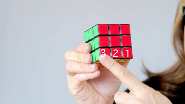 Rubik's Cube Volume