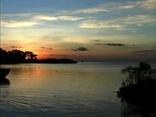 Random Sampling and Estimation: Lake Victoria