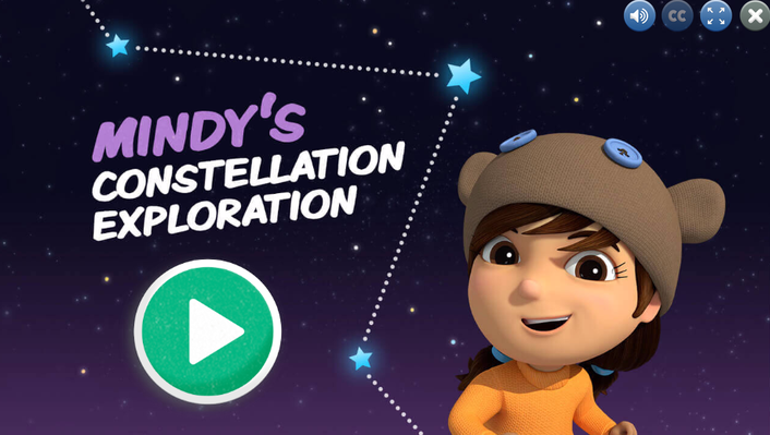 Mindy's Constellation Exploration | Ready Jet Go!