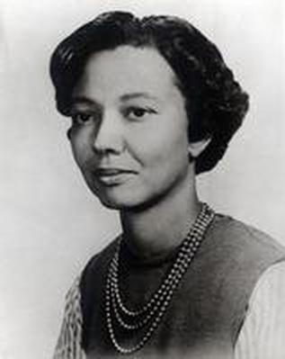 This Week in West Virginia History March 22 | Mildred Mitchell Bateman