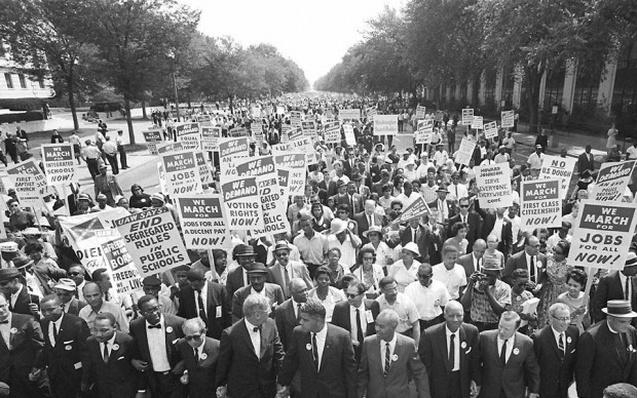 The Lowdown | The Unfinished Business of the  March on  Washington and the Civil Rights Movement Lesson Plan