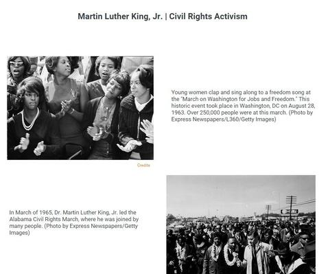 Martin Luther King, Jr. | Civil Rights Leader
