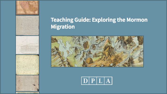 Teaching Guide: Exploring the Mormon Migration