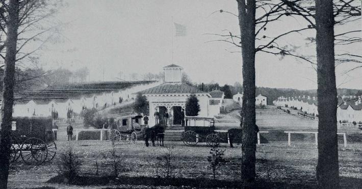 Large Convalescent Camp, Alexandria, VA